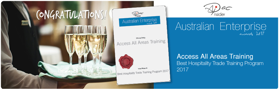 Australian Enterprise Awards 2017
